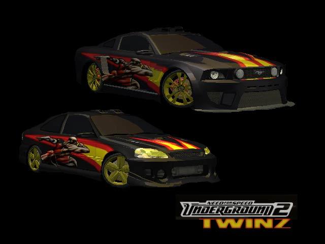 Cheat Need For Speed Underground  Unlock All Cars Pc